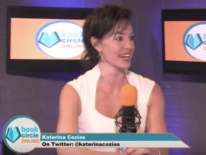 Television Talk Show Host By Katerina Cozias